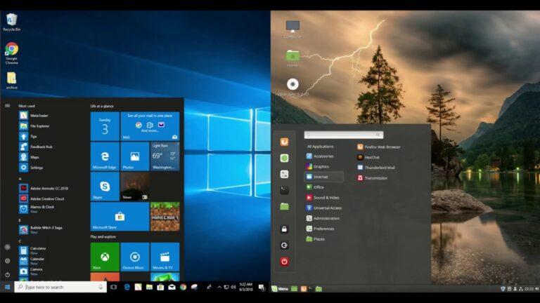 Desktop Linux sebagai Pengganti Yang Ideal Untuk Pengguna Windows 7 5 (3)