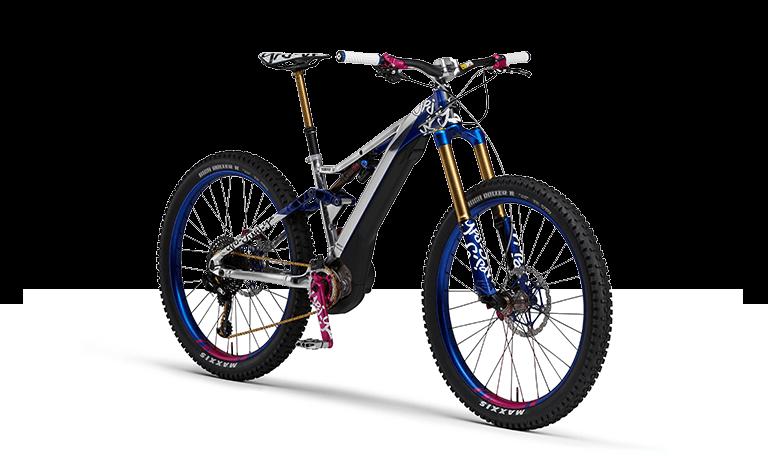 Detail Penampakan E-Bike YPJ-YZ Yamaha 5 (2)