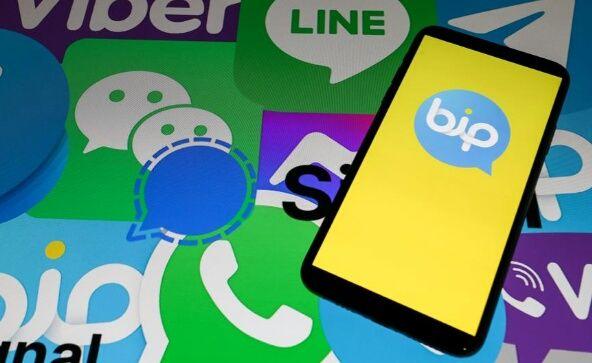 Bip Messenger pengganti WhatsApp